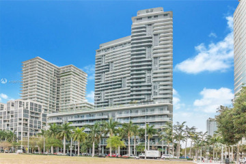 Home for Rent at 3401 NE 1st Ave #1709, Miami FL 33137