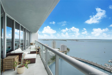 Home for Rent at 495 Brickell Ave #3803, Miami FL 33131