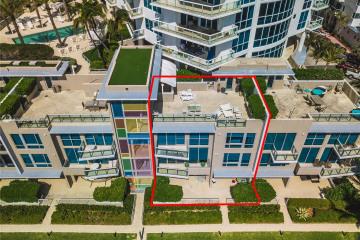 Home for Sale at 3801 Collins Ave #TH-2, Miami Beach FL 33140