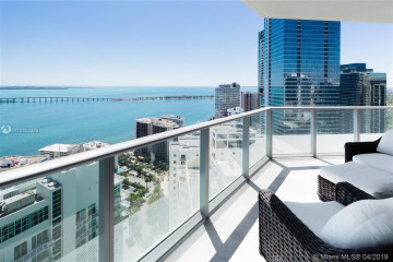 Home for Sale at 1300 Brickell Bay Dr #3801, Miami FL 33131