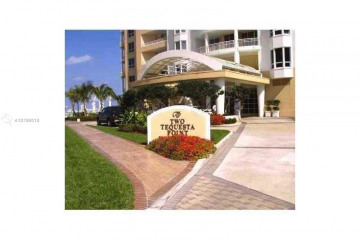 Home for Rent at 808 Brickell Key Dr #3301, Miami FL 33131