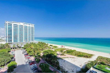 Home for Rent at 6515 Collins Ave #609, Miami Beach FL 33141