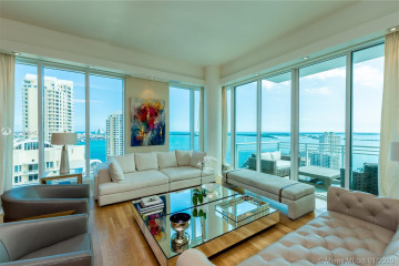 Home for Sale at 900 Brickell Key Blvd #2704, Miami FL 33131