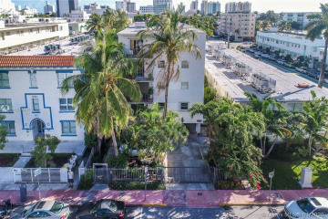 Home for Sale at 1605 Meridian Ave #401, Miami Beach FL 33139