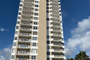 Home for Sale at 1980 S Ocean Dr #7J, Hallandale FL 33009