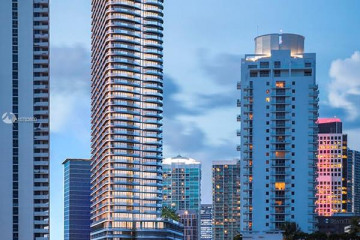 Home for Rent at 1000 Brickell Plaza #2011, Miami FL 33131