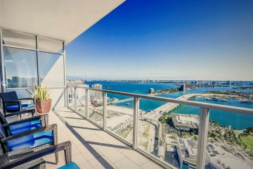Home for Sale at 1100 Biscayne Blvd #4003, Miami FL 33132