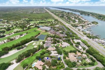 Home for Sale at 11812 SE Village Drive, Tequesta FL 33469