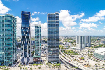 Home for Rent at 1100 Biscayne Blvd #5705, Miami FL 33132