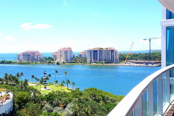 Home for Sale at 1000 S Pointe Dr #1107, Miami Beach FL 33139