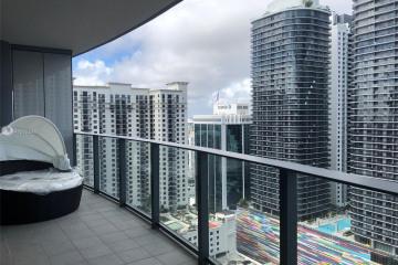 Home for Rent at 1000 SE Brickell Plaza #3114, Miami FL 33131