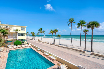 Home for Sale at 2800 N Surf Rd, Hollywood FL 33019