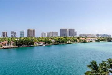 Home for Sale at 10201 E Bay Harbor Dr #504, Bay Harbor Islands FL 33154