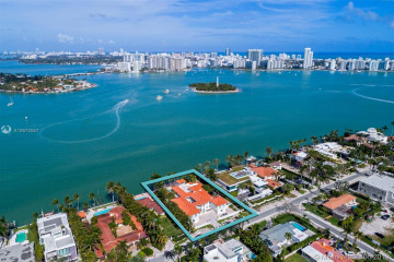 Home for Sale at 121 N Hibiscus Dr, Miami Beach FL 33139