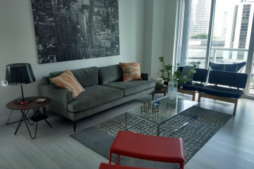 Home for Rent at 500 Brickell Ave #1507, Miami FL 33131