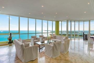 Home for Rent at 100 S Pointe Dr #3403, Miami Beach FL 33139