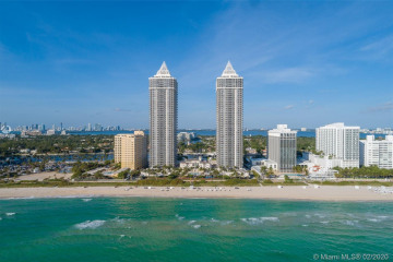 Home for Sale at 4779 Collins Ave #3201/3202, Miami Beach FL 33140