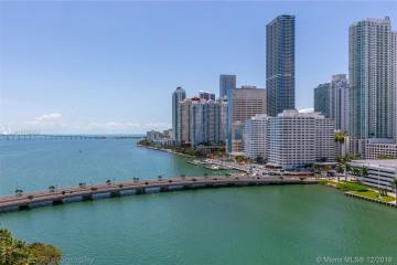 Home for Sale at 701 Brickell Key Blvd #1512, Miami FL 33131