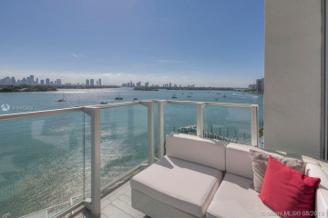 Home for Sale at 1100 West Ave #816, Miami Beach FL 33139