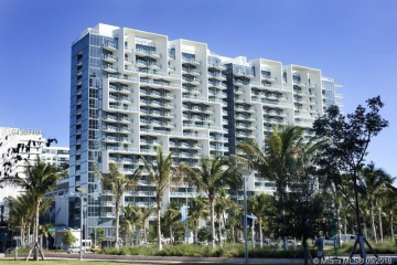 Home for Sale at 2201 Collins Ave #819, Miami Beach FL 33139
