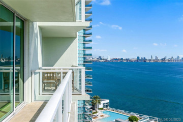 Home for Rent at 218 SE 14th St #2003, Miami FL 33131