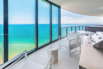 Home for Rent at 18555 Collins Ave #3401, Sunny Isles Beach FL 33160