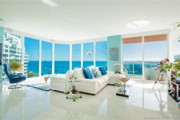 Home for Sale at 300 S Pointe Dr #2101, Miami Beach FL 33139