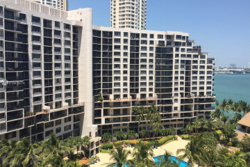 Home for Sale at 520 Brickell Key Dr #A1210, Miami FL 33131