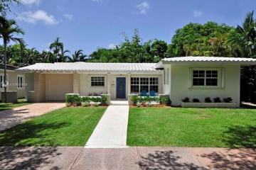 Home for Rent at 731 Sistina Ave, Coral Gables FL 33146