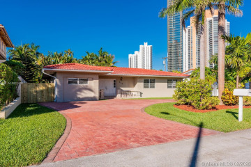 Home for Rent at 215 187 St, Sunny Isles Beach FL 33160