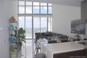 Home for Sale at 1100 Biscayne Blvd #2906, Miami FL 33132