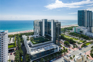 Home for Sale at 2201 Collins Ave #814, Miami Beach FL 33139