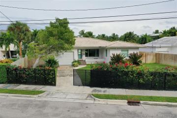 Home for Sale at 7621 NE 8th Ave, Miami FL 33138