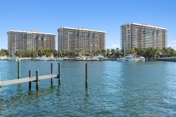 Home for Rent at 2 Grove Isle Dr #B402, Miami FL 33133