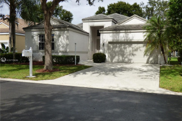Home for Sale at 6443 NW 78th Dr, Parkland FL 33067