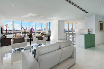Home for Sale at 400 Alton Rd #2001, Miami Beach FL 33139