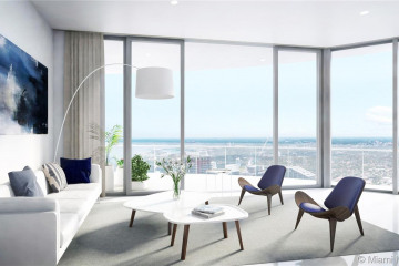 Home for Sale at 300 Biscayne Blvd Way #2901, Miami FL 33131