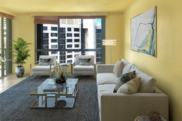 Home for Sale at 520 Brickell Key Dr #A1600, Miami FL 33131