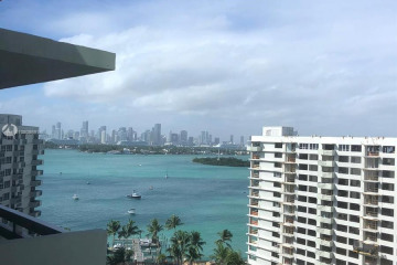 Home for Sale at 1500 Bay Rd #1568S, Miami Beach FL 33139