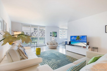 Home for Sale at 2301 Collins Ave #305, Miami Beach FL 33139