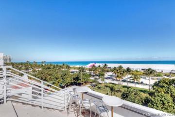 Home for Sale at 1060 Ocean Dr #D306, Miami Beach FL 33139