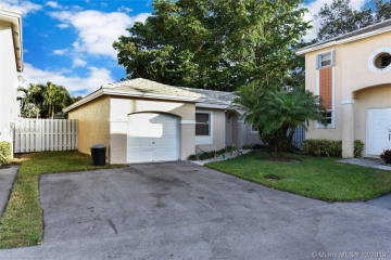 Home for Sale at 9923 NW 2nd St, Plantation FL 33324