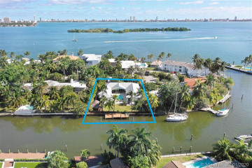 Home for Sale at 7308 Belle Meade Island Dr, Miami FL 33138