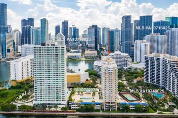 Home for Sale at 770 Claughton Island Dr #802, Miami FL 33131
