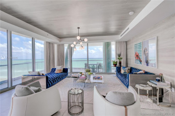 Home for Sale at 9349 Collins Ave #901, Surfside FL 33154