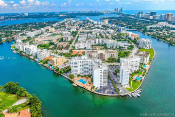 Home for Rent at 9102 W Bay Harbor Dr #11-BC, Bay Harbor Islands FL 33154