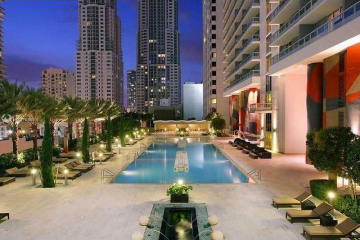 Home for Sale at 50 Biscayne Blvd #2301, Miami FL 33132
