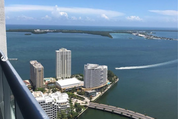 Home for Rent at 495 Brickell Ave #5407, Miami FL 33131