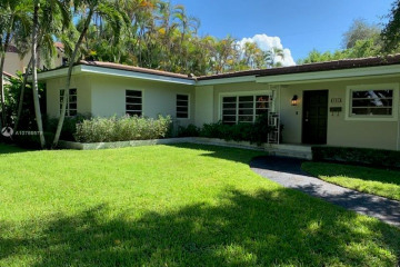 Home for Rent at 630 Velarde Ave, Coral Gables FL 33134