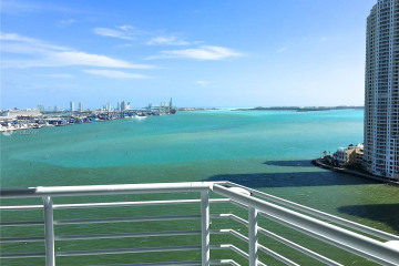 Home for Rent at 325 S Biscayne Blvd #2123, Miami FL 33131